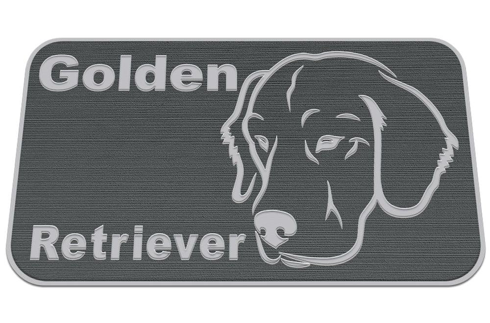 Golden Retriever Name - DG/SG