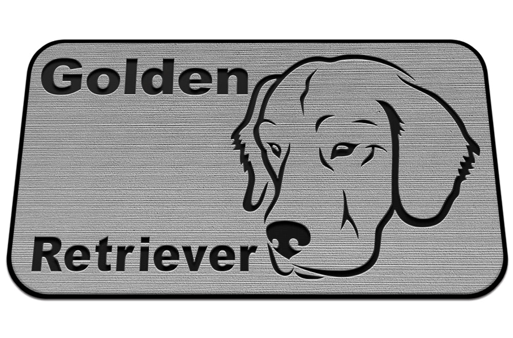 Golden Retriever Name - G/B