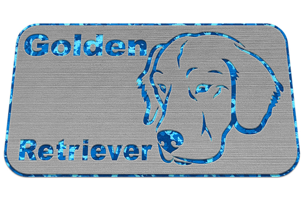 Golden Retriever Name - SG/AQ