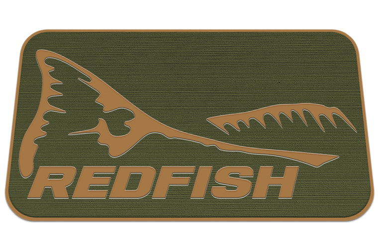 Redfish Tail Name - OG/T