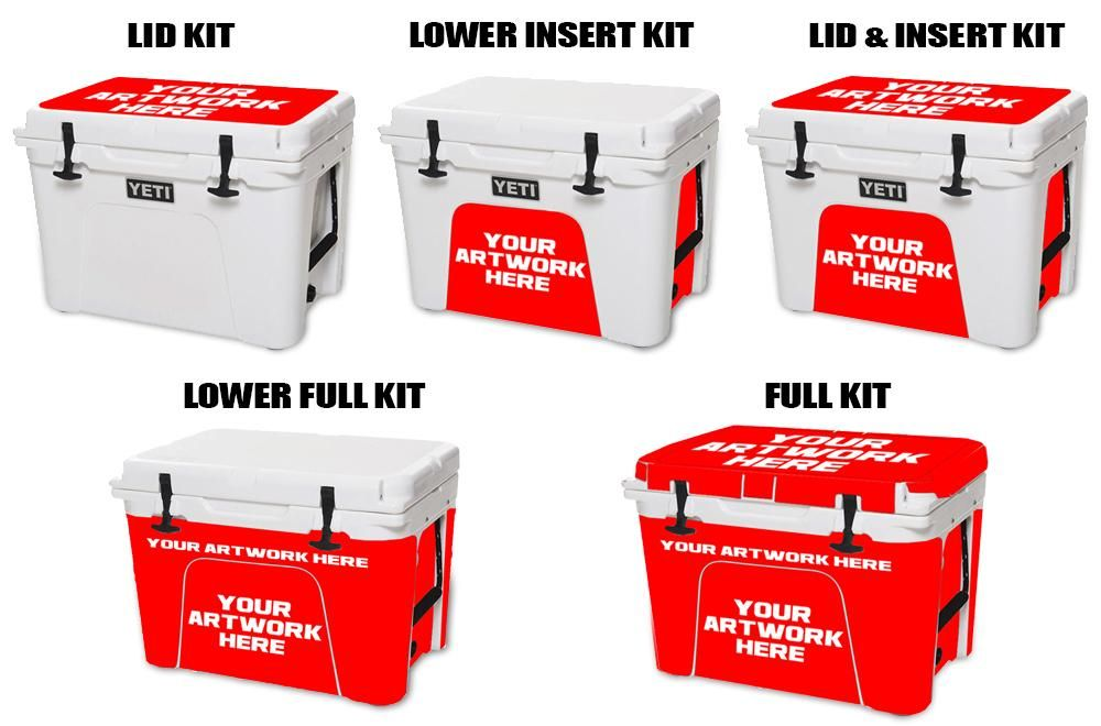 USATuff Cooler Wrap Coverage Options