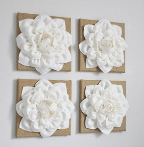 Farmhouse Floral Wall Decor - Daisy Manor