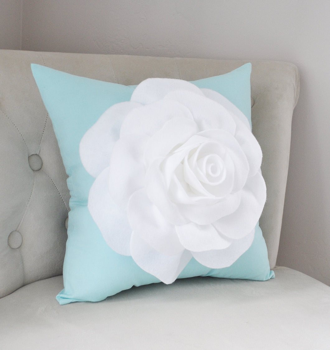 Decorative Pillow Rose - Daisy Manor