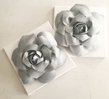 Load image into Gallery viewer, Succulent Flower Canvases - Daisy Manor