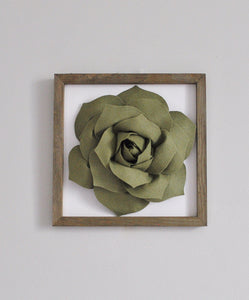 Modern Cactus Wall Art Framed 3d Succulent Wall Art - Daisy Manor