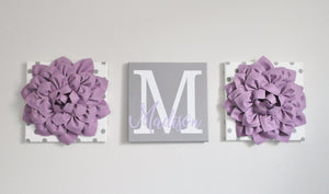 Personalized Nursery Name Decor - Daisy Manor