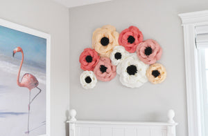 Poppy Wall Art Set - Daisy Manor