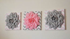 Grey Wall Decor - Daisy Manor