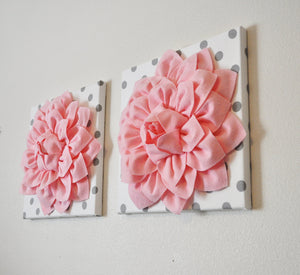 Set of TWO Wall Decor 12 x 12 - Daisy Manor