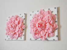 Load image into Gallery viewer, Set of TWO Wall Decor 12 x 12 - Daisy Manor