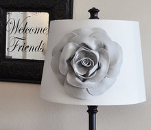 Load image into Gallery viewer, Rose Lampshade Embellishment - Daisy Manor