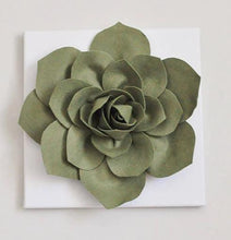 Load image into Gallery viewer, Succulent Wall Art - Daisy Manor