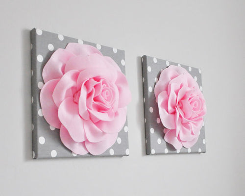 Polka Dot Wall Decor - Daisy Manor