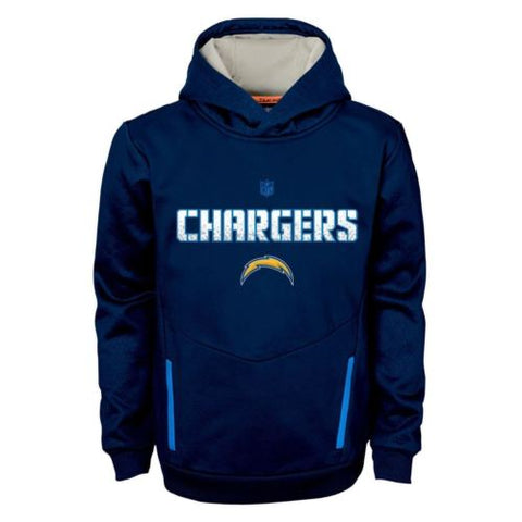 best sneakers 2554c d6b6b San Diego Chargers Hoodie Boy's NFL Shadow Hooded Pullover Tek Sweatshirt  Youth