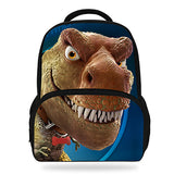 14Inch Hot Sale Kids Schoolbag Cool Animal Print Dinosaur Backpack For Boys Tyrannosaurus Mochila Children Girls Teenagers Bag Horizon Bag Town Store 8