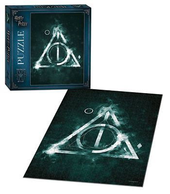 "USAopoly Harry Potter The Deathly Hallows Jigsaw Puzzle (550 Piece) 18"" x 24"" USAopoly 1"