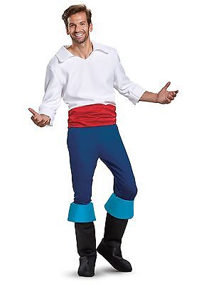 Prince Eric Deluxe Mens Costume Disguise Limited