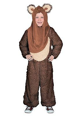 Child Deluxe Wicket/Ewok Costume Princess Paradise
