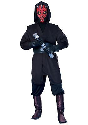 Adult Deluxe Darth Maul Costume Rubies