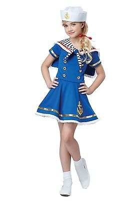 Sunny Sailor Girl Costume California Costume