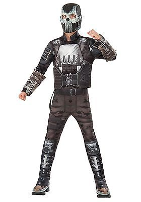 Boys Civil War Crossbones Deluxe Costume Rubies