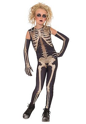 Girl's Skelee Girl Costume Rubies