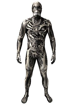 Adult Skull & Bones Skeleton Morphsuit Morphsuits