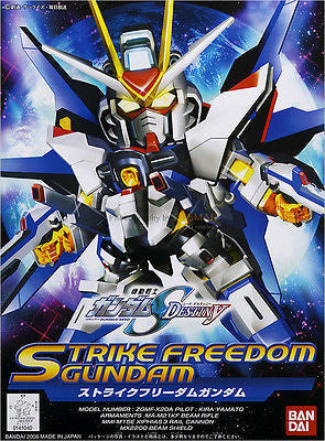 BB SD #288 Strike Freedom Gundam Model Kit Bandai