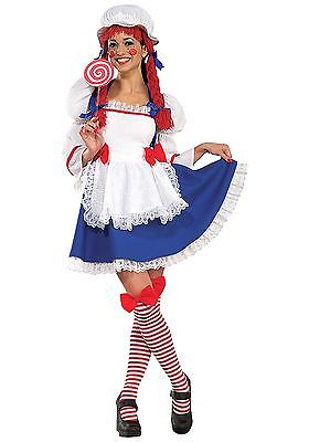 Adult Cheerful Rag Doll Costume Rubies