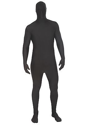 Adult Black Morphsuit Morphsuits