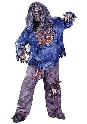 Plus Size Zombie Costume Fun World
