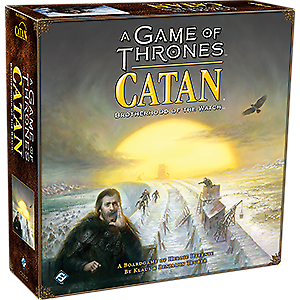 A Game of Thrones Catan: Brotherhood of the Watch Catan Studios 1