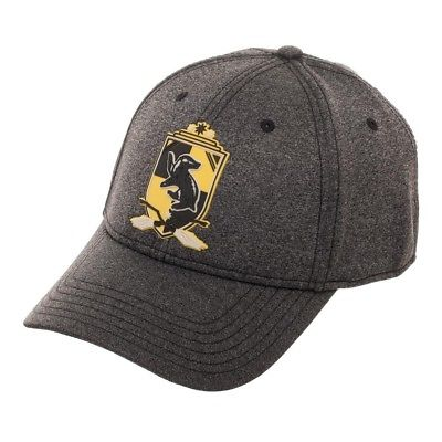 Bioworld - Harry Potter - Hufflepuff House Rubber Weld, Cationic Flex Cap Bioworld 1