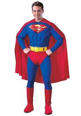 Adult Superman Movie Costume Rubies