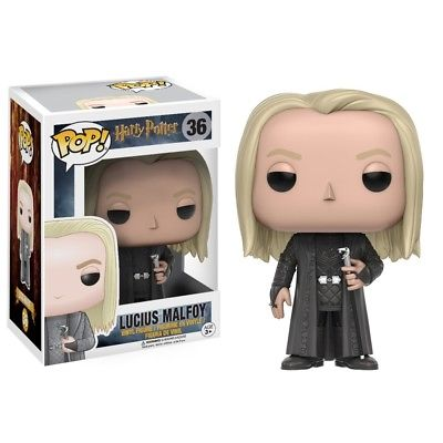Harry Potter Lucius Malfoy POP Vinyl, Fantasy Movies by Funko Funko 1