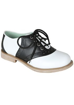 Adult Saddle Shoes California Costume
