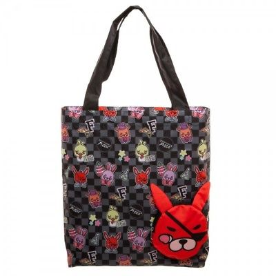 BioWorld - Five Nights at Freddy's Packable Tote Bag Bioworld 1