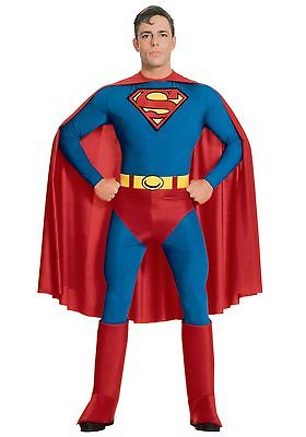 Adult Superman Costume Rubies