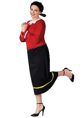 Plus Size Olive Oyl Costume Fun World