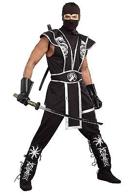 Blades Of Death Men's Ninja Costume Dreamgirl