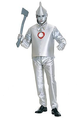 Plus Size Tin Man Costume Rubies