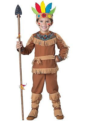 Boys Toddler Indian Costume InCharacter