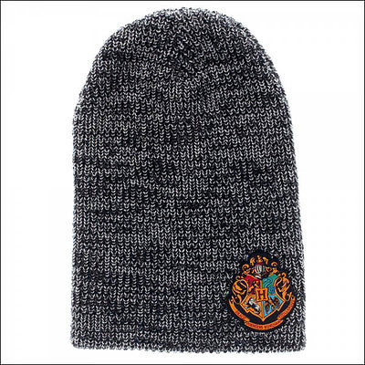 Harry Potter Hogwarts Costume Cosplay Lightweight Roll Slouch Beanie Cap Ski Hat Bioworld 1