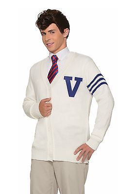 Mens Varsity Sweater Costume Forum