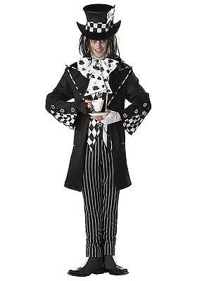 Dark Mad Hatter Costume California Costume
