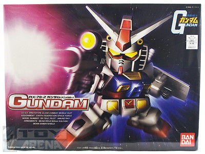 BB SD #329 RX-78-2 Gundam Model Kit Bandai