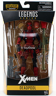 Hasbro Marvel Legends X-Men 2016 Deadpool 6'' Action Figure USA Free Shipping Hasbro 1