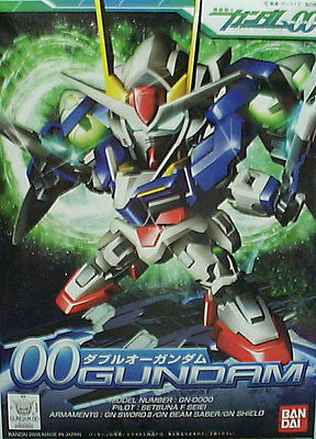 BB SD #316 OO Gundam Mobile Suit Model Kit Bandai