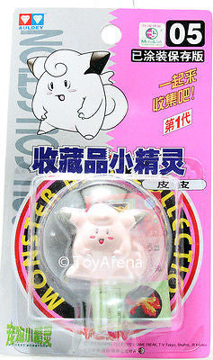 Auldey Tomy Pokemon #05 Clefairy Figure