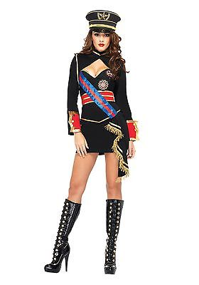 Diva Dictator Costume Leg Avenue